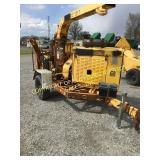 ALTEC DC1217 DISK CHIPPER ON S/A PINTLE HITCH DIES