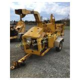 BANDIT DIESEL 200UC DISC CHIPPER ON S/A PINTLE HIT