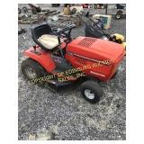 WIZARD FOUR WHEEL STEER RIDING MOWER