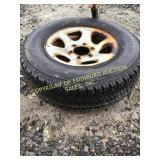 FORD F-150 TIRE & WHEEL