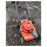 SCOTTS SELF PROPLLED MOWER