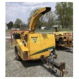 2008 VERMEER BC1000XL SMART FEED BRUSH CHIPPER 85H