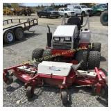 2013 VENTRAC 4200 ARTICULATING TRACTOR W/ 31HP DIE