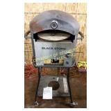 BLACKSTONE PROPANE PIZZA OVEN WITH (2) SHELVES