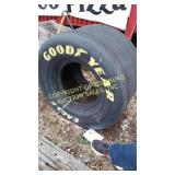 GOODYEAR SLICK TIRE