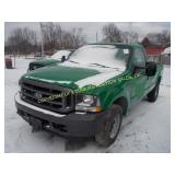 2004 Ford F-350 Super Duty XL