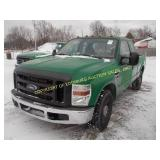 2008 Ford F-250 Super Duty 2WD XL