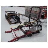 X-MARK S-SERIES ZERO TURN MOWER FRAME