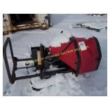 BOSS 12V SALT SPREADER