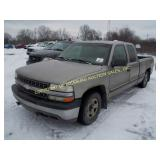 1999 Chevrolet Silverado 1500 EXT CAB Base