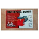 BRAND NEW HEAVY DUTY WHEEL BALANCER