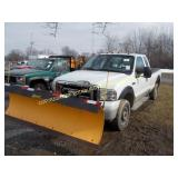 2006 Ford F-250 Super Duty XLT 4X4 EXT CAB XL