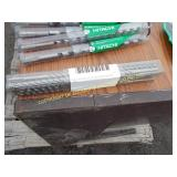 BRAND NEW LOT OF HITACHI MASONRY BITS
