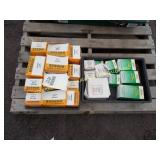 (2) BOXES OF HOSE CLAMPS
