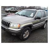 1999 Jeep Grand Cherokee 4X4 Limited