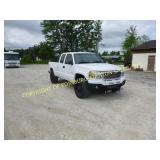 2003 GMC Sierra 2500HD EXTENDED CAB FOUR DOOR Base