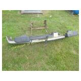 UNDER CARRIAGE FOR CHEVY HALF TON SNOW BLADE