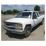 1996 Chevrolet C/K 2500 Series C2500 Cheyenne