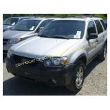 2005 Ford Escape 4X4 XLT