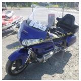 2001 HONDA GL1800 MOTORCYCLE