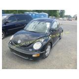 2000 Volkswagen New Beetle GLX 1.8T