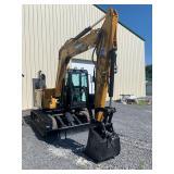 SY75C SANY Excavator Auction *Brand New*