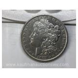 Morgan Dollars, Silver Eagles, Half Dollars