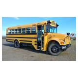 Bus 99-3 - 1999 International 3800 Dt466 School