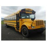 Bus 97-1 - International 3800 Dt466 School Bus