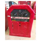 Lincoln Ac/dc Arc Welder, No Leads Or Powercords