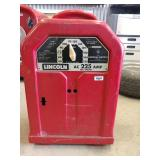 Lincoln Ac 225 Amp Arc Welder, No Leads Or