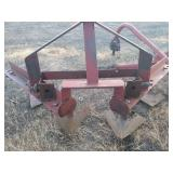 3pt Plow/cultivator