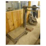 Fairbanks Scales Rolling Platform Scale
