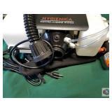 Hygienica white Electro Hygiene Sys. Sprayer. Qty