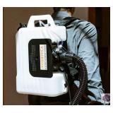Hygienica Electro Hygiene Systems Sprayers. White.