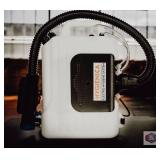 Electrostatic Disinfection Wh. Backpack Sprayer