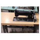 Singer 110 W 125 Commercial Sewing Machine
