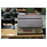 RIDGID EB4424 Belt Sander. Serial 00026P0387.