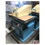 Used Pederson 270-460 Clicker Press