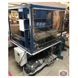 OTH-FHU.50 60 Ton Molding Press