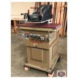 Used Pederson 270-320 Clicker Press