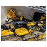 Dewalt tools