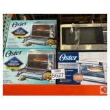 Oster and more. Three Oster ovens and one