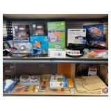Surplus lot. Traeger folding front shelf,electric