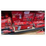 Milwaukee tools. 8 pcs lot of Milwaukee tools 3/8