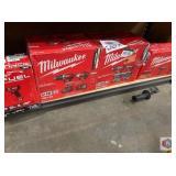 Milwaukee tools. Milwaukee tools lot of 4 items,