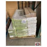 Flooring and more. Brushed golden bamboo flooring