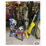 Vacuums. Assorted brands of vacuums lot of 6