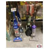 Vacuums. Assorted brands of vacuums lot of 4