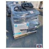 Printers. Lot of printers assorted models and